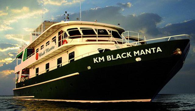 KM Black Manta: http://www.whitemanta.com/